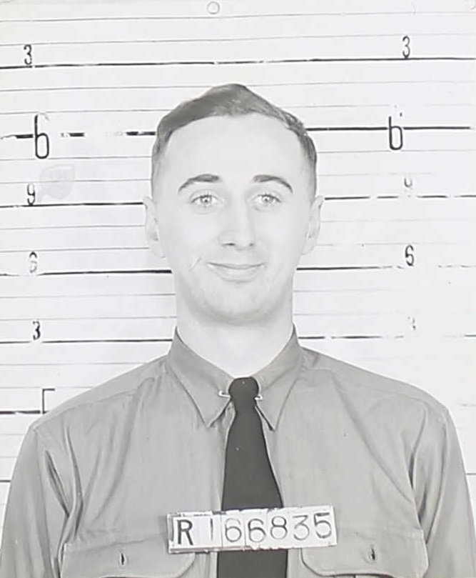 Bill Rennie's Enlistment photo (June 1942)