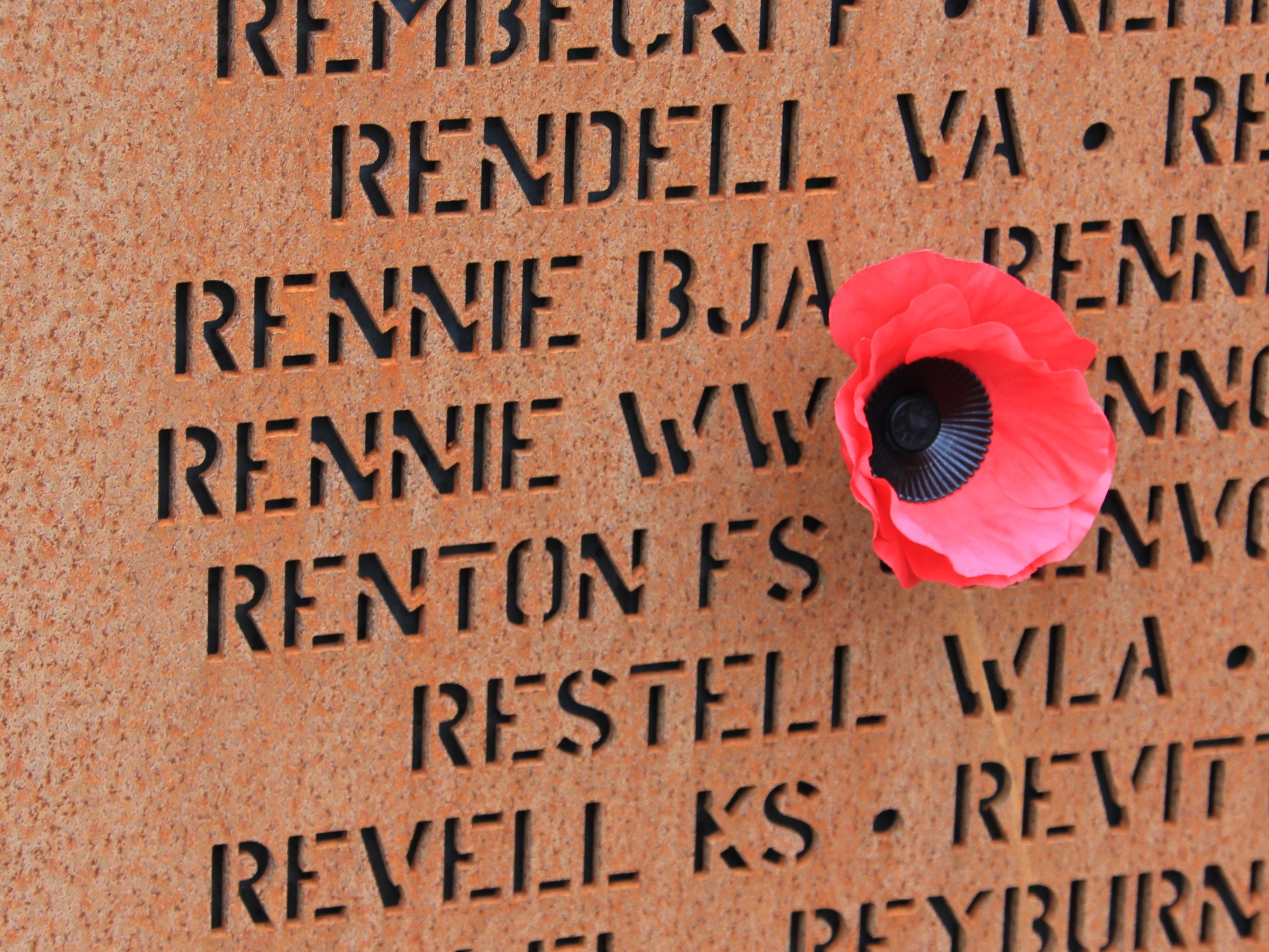 Bill Rennie remembered at the IBCC Memorial, Lincoln