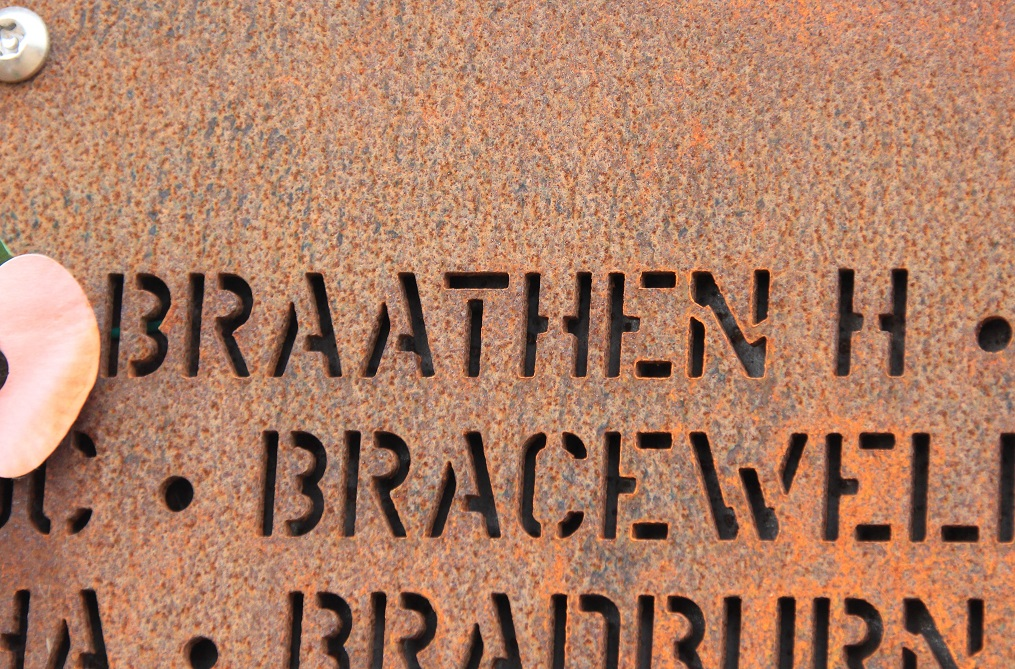 Harold Braathen remembered at the IBCC Memorial, Lincoln