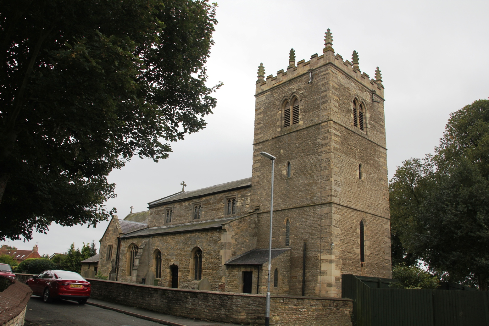 St Chad's Church, Dunholme