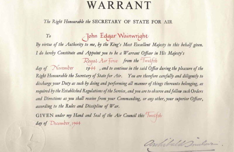 The King's Warrant